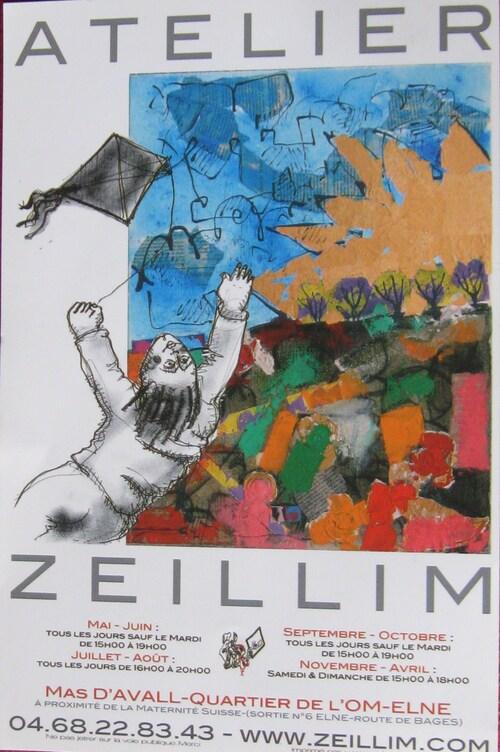 Zeillim: L'Atelier à Elne.