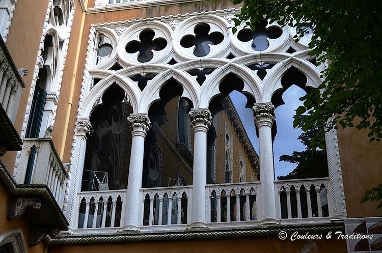 Façades du Quartier St Marco
