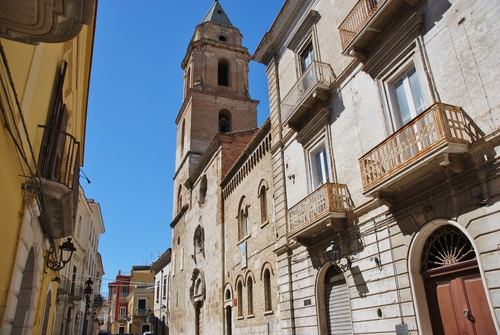 San Severo en Italie (photos)