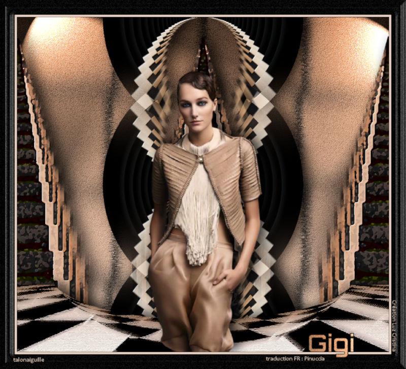 *** Gigi ***