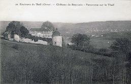 LES REMPARTS DE CETON (Orne)