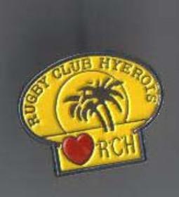 Pin's RC Hyèrois 2 (