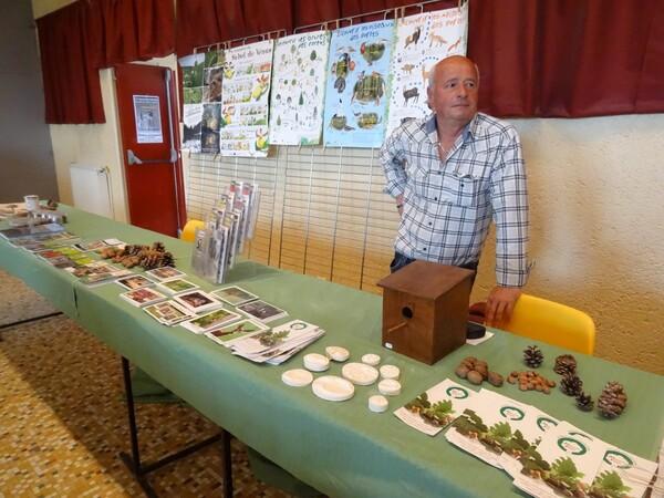 La Foire aux graines 2015 à Recey sur Ource...