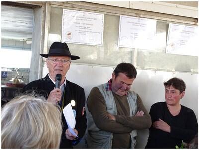 Dominique FRIOU - Ostréiculteur- Bernerie en Retz