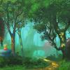 Orée de la forêt
