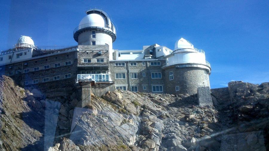 Le Pic du Midi de Bigorre...2877 m