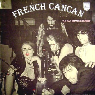 FRENCH CANCAN  (1978-1980)