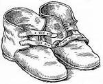 Coiffes et chaussures
