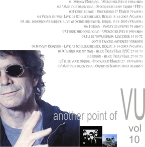 Cover me # 89: Another Point of VU Vol 10 - Covers by Lou Reed
