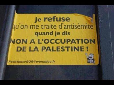 Contre les actes antisémites *** Contre leur instrumentalisation *** Pour le combat contre toutes les formes de racisme