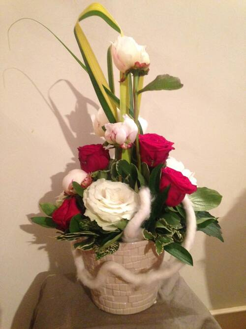 Un petit atelier floral pour se faire plaisir