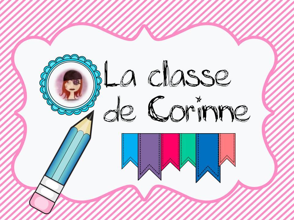 La Classe De Corinne