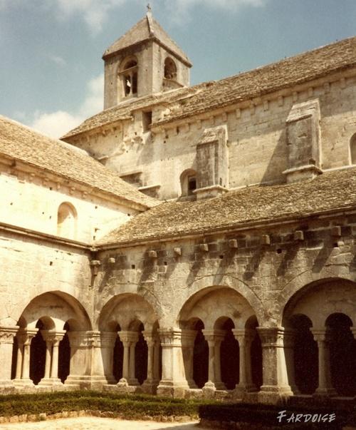 Sauver l'abbaye de Sénanque