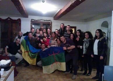 Nice (France) : La communauté Berbère célèbre Yennayer pour la 1ère fois