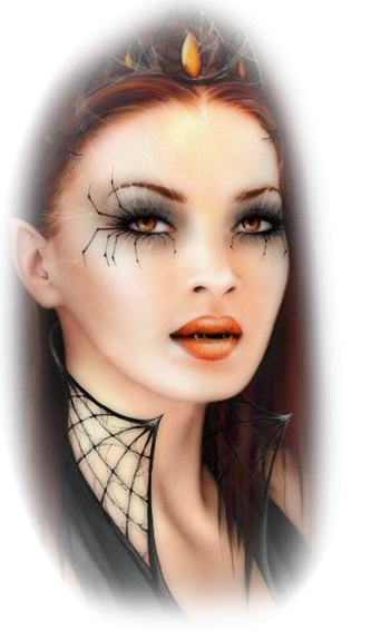 tubes femmes gothique2