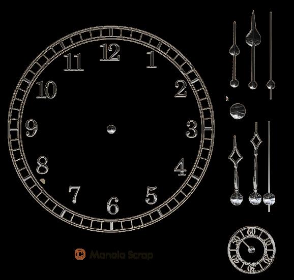 Cadrans d'horloges page 6