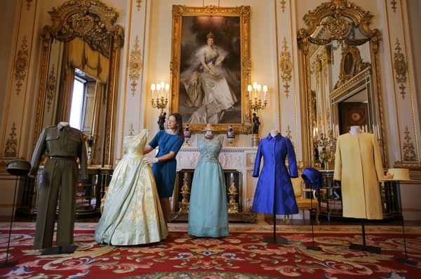 """Fashioning a Reign: 90 Years of Style from The Queen's Wardrobe"""