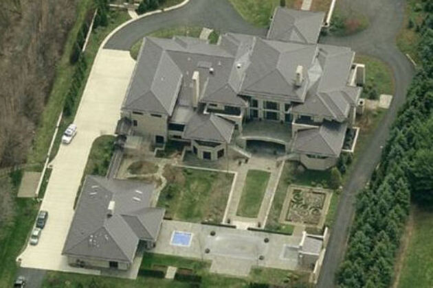 La maison de Lebron James