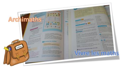 """Un """"vrai"""" nouveau fichier : Archimaths CP"""