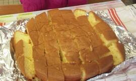 Recette du gâteau de Savoie de Claire