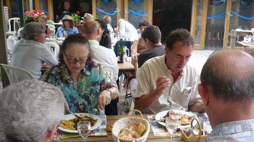 repas dominical et guinguette