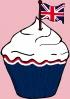 """Cupcake """"Forêt Noire"""""""