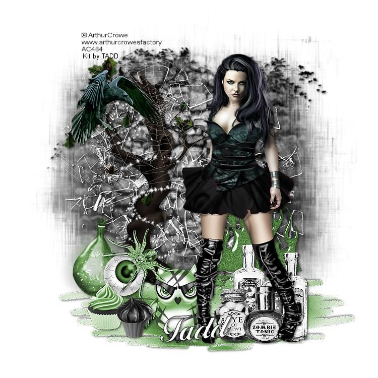 Green Gothic