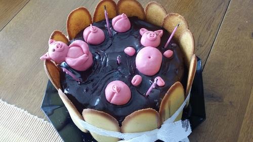 Sur le thème du cochon....