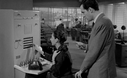 Ascenseur pour l'échafaud, Louis Malle, 1957