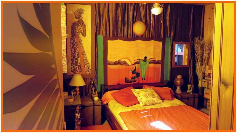 Ma chambre terminée