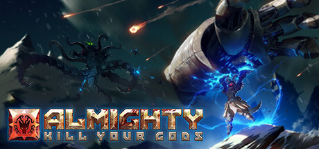 NEWS : Almighty : Kill Your Gods, présentation