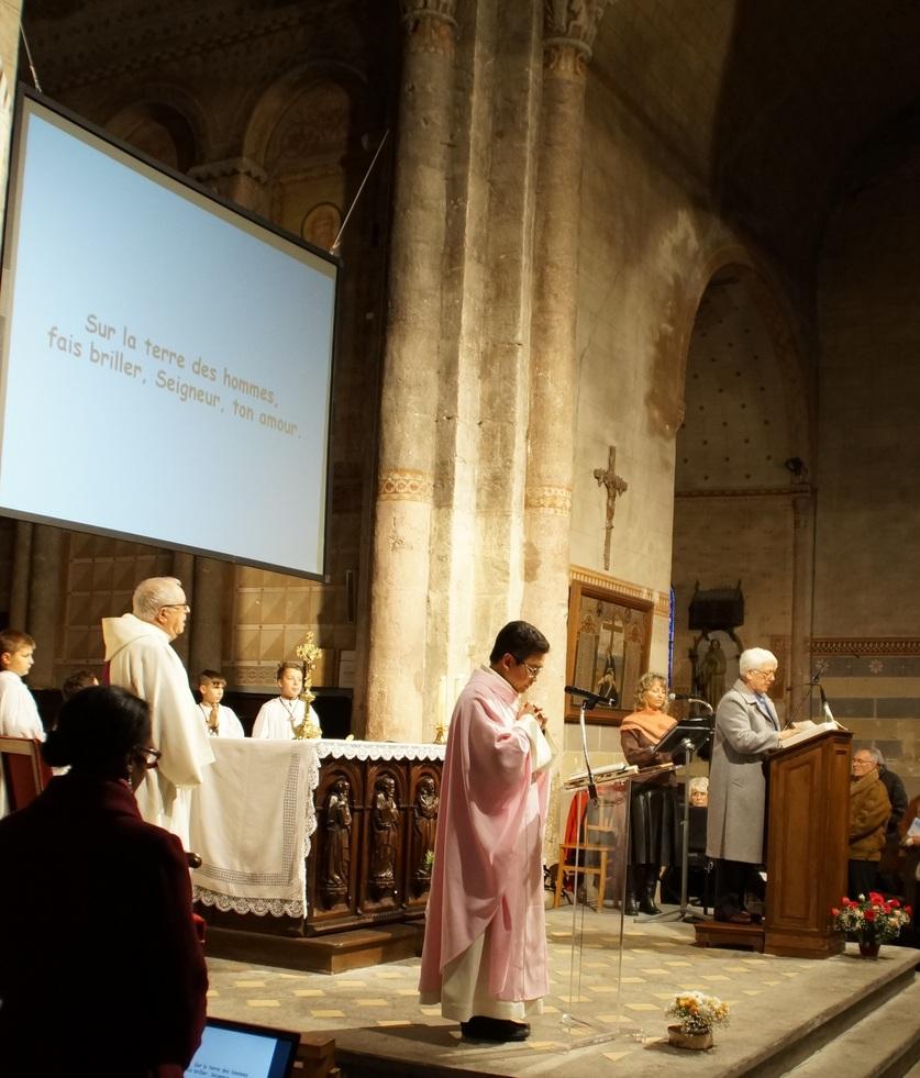 Messe avec les Familles du 11 Décembre