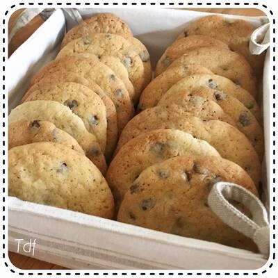Cookies aux baies de Timut & pépites de chocolat