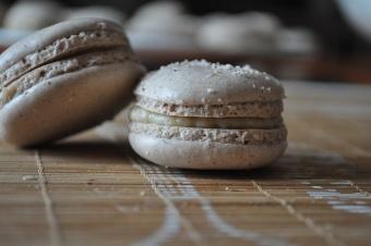 Macaron Café-Noisette