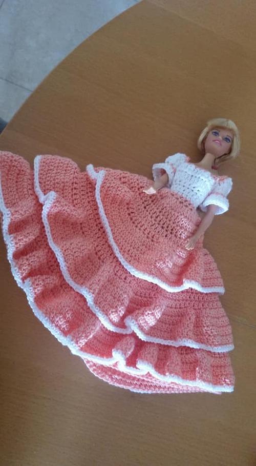 Elsa et sa nouvelle tenue