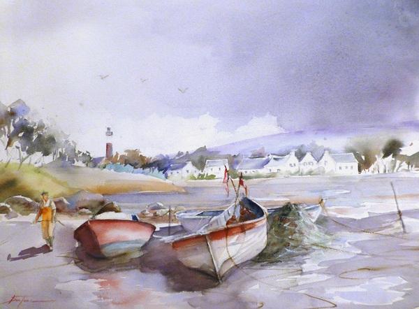 Peintures de : Jean Senterre