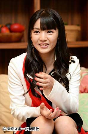 Sayumi Michishige Tokyo Sports