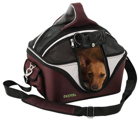 19521fcd5d Sac de transport tout en un pour petit chien - Chihuahua Addict