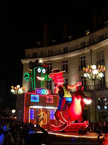 Nantes #7 et fin - Carnaval 2014