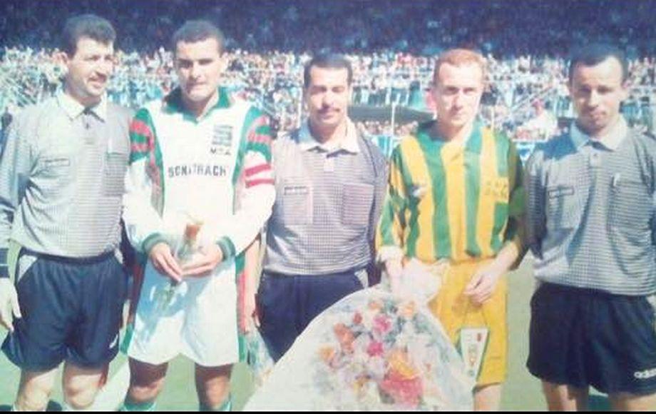 MCA - JSK saison 1996/1997