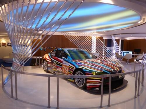 Jeff Koons BMW artcar 2