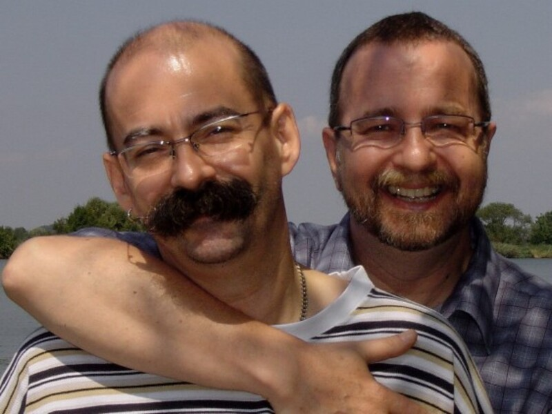 Marc et Bernard
