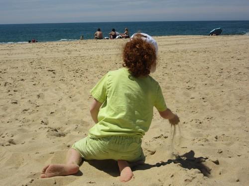 Journée à l'océan