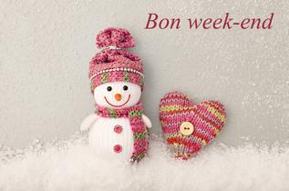 Image bon week end