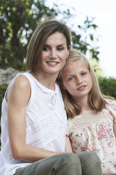 Letizia et Leonor
