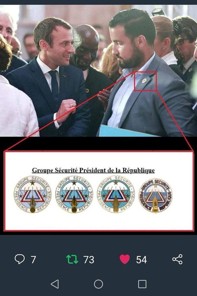 Decodex: Les nombreux mensonges d'Alexandre Benalla résumés ici