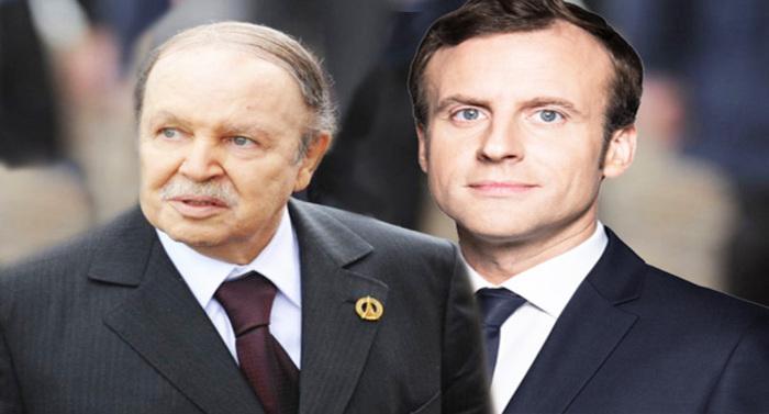 Emmanuel Macron écrit au Président Bouteflika  et s'engage à assumer ses convictions  contre la colonisation