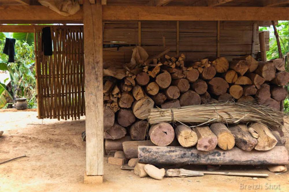 maison tribale Houana