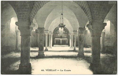 Echappée belle Bourguignonne. Vézelay.