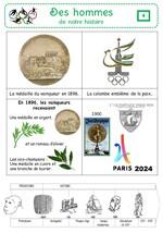 Des hommes de notre histoire : Pierre De Coubertin